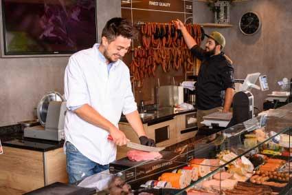 Aprocon Warenwirtschaftssystem Fleischtheke