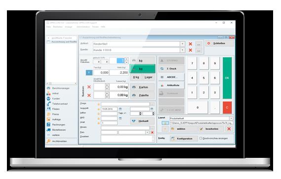APRO.CON Warenwirtschaft Software