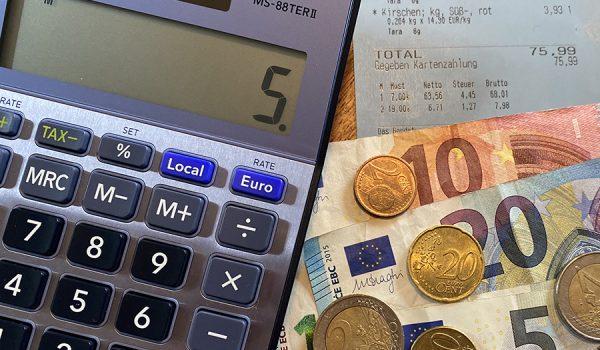 APRO.CON Mehrwertsteuersenkung